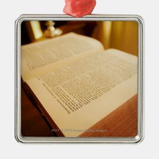 聖書 メタルオーナメント