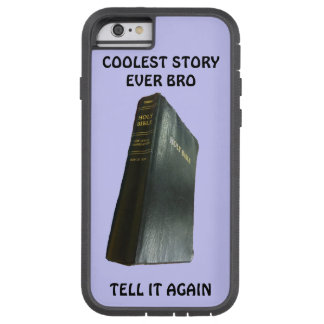 聖書、Cool story Bro Tough Xtreme iPhone 6 ケース