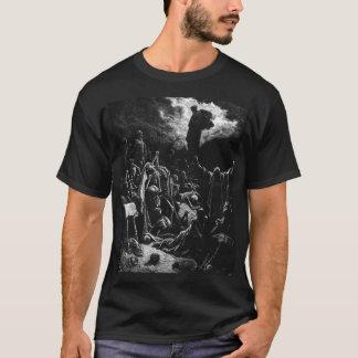 聖書: Ezekielの復活-ギュスターブDore Tシャツ
