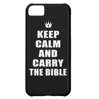 聖書 iPhone5Cケース