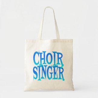 聖歌隊の歌手 トートバッグ