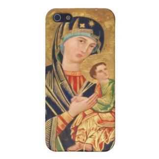 聖母マリアのギリシャ正教アイコン iPhone 5 CASE