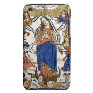 聖母マリアの仮定を描写することを描写します Case-Mate iPod TOUCH ケース