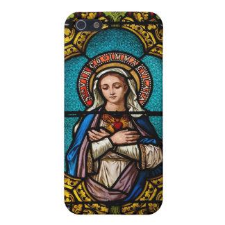 聖母マリア iPhone 5 カバー