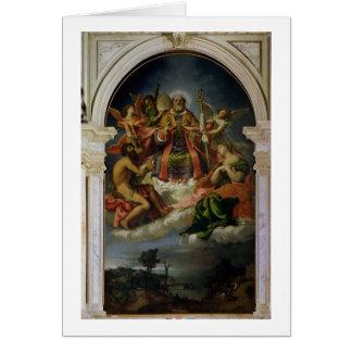 聖者との栄光のセントニコラス カード