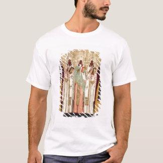 聖者とのRadoneshのSt. Sergiusの Tシャツ