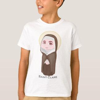 聖者のドクレアのかわいいカトリック教徒 Tシャツ