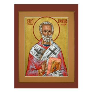 聖者のニコラスの祈りの言葉カード ポストカード