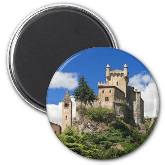 聖者のピエールの城 マグネット