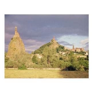 聖者のマイケルのd'Aiguilhe、Rocher ポストカード