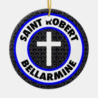 聖者のロバートのBellarmine セラミックオーナメント