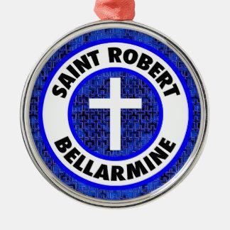 聖者のロバートのBellarmine メタルオーナメント