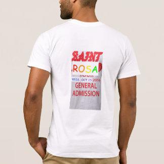 聖者のローザ旅行のワイシャツ Tシャツ