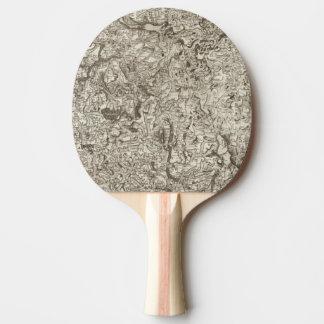 聖者の小麦粉 卓球ラケット