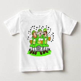 聖者の水田の日 ベビーTシャツ