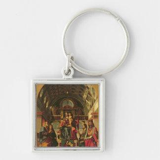 聖者を持つマドンナそして子供、1499年 キーホルダー