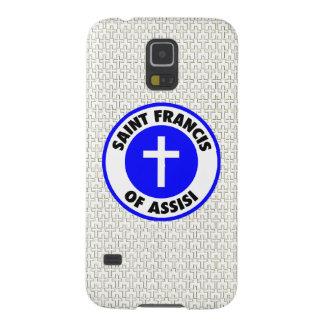 聖者アッシジのフランチェスコ GALAXY S5 ケース