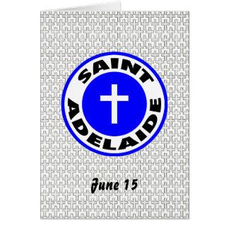 聖者アデレード カード