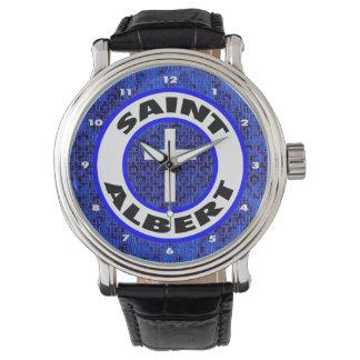 聖者アルバート 腕時計