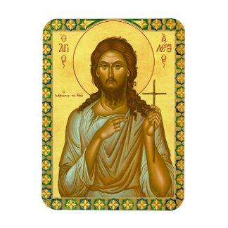 聖者アレキシス神-アイコン磁石の人 マグネット