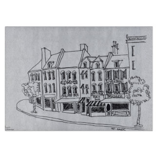聖者オメル、フランスの建築 カッティングボード