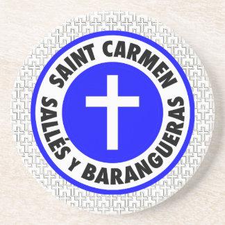 聖者カルメンSallés y Barangueras コースター