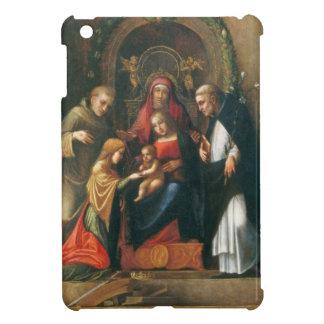 聖者キャサリンの神秘的な結婚 iPad MINI カバー