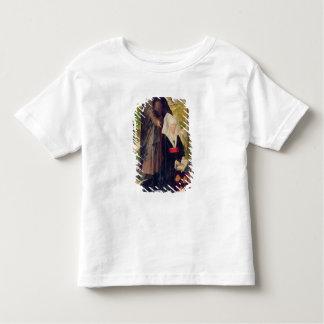 聖者ギヨームを持つGuillemette de Montagu トドラーTシャツ