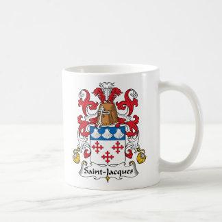 聖者ジェイクスの家紋 コーヒーマグカップ