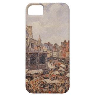 聖者ジェイクスの教会を囲む市場 iPhone SE/5/5s ケース