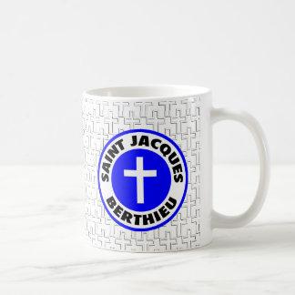聖者ジェイクスBerthieu コーヒーマグカップ