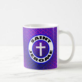 聖者ジェローム コーヒーマグカップ