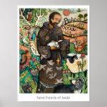 聖者フランシス島のカトリック教の教室ポスター ポスター