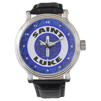 聖者ルーク福音伝道者 腕時計