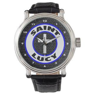 聖者ルーシー 腕時計