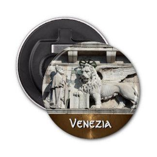 聖者印-ベニスの保護装置のライオン 栓抜き