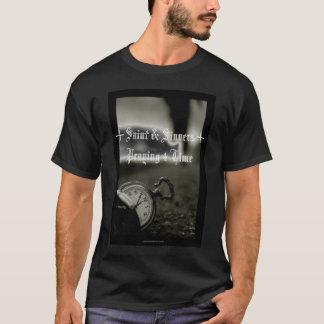 +聖者及び罪人+ 4時間を祈ること Tシャツ