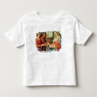 聖者2を持つマドンナそして子供 トドラーTシャツ