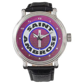聖者Ambrose 腕時計