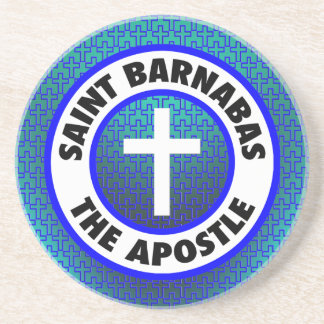 聖者Barnabas使徒 コースター