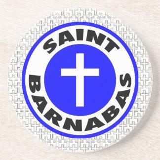 聖者Barnabas コースター