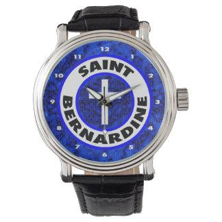聖者Bernardine 腕時計