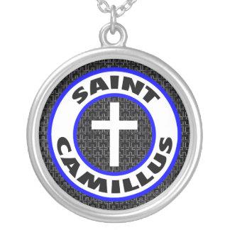 聖者Camillus シルバープレートネックレス
