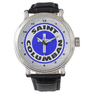 聖者Columban 腕時計