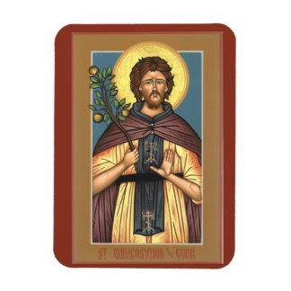 聖者Euphrosynos調理師の磁石 マグネット