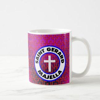 聖者Gerard Majella コーヒーマグカップ