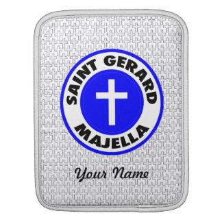 聖者Gerard Majella iPadスリーブ