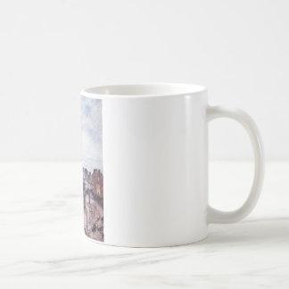 聖者Jacues、Dieppeの雨の天候の教会 コーヒーマグカップ