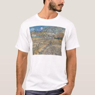 聖者Rémyの景色; フィンセント・ファン・ゴッホ Tシャツ