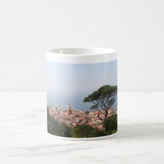 聖者Tropez コーヒーマグカップ